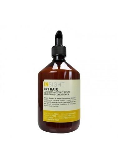 Insight Dry Hair Kuru Mat Saçlar ıçin Besleyici Krem 400 ml Renksiz